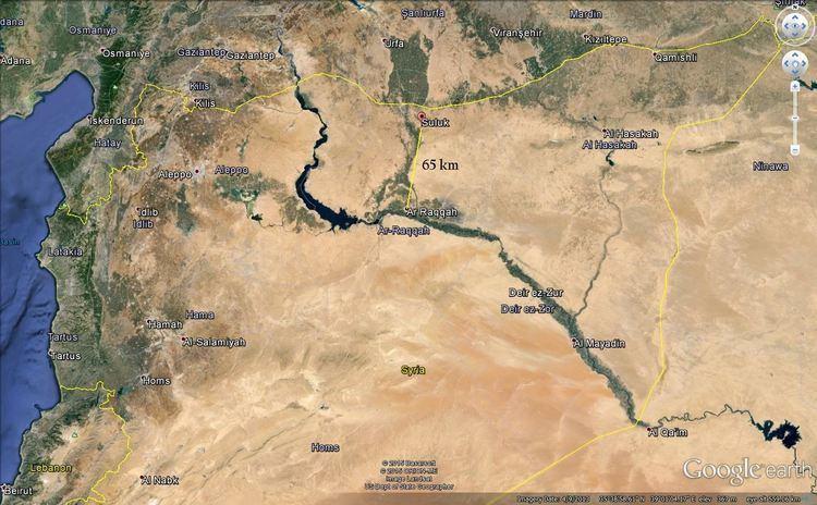 Al Houta Al Houta Abyss Raqqa Terrorist dumping ground for the dead the