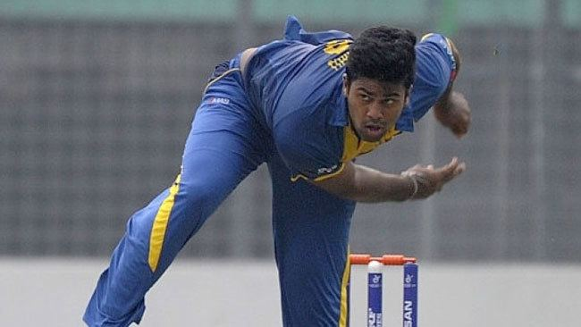 Lahiru Kumara Another teenager makes his way into ODI squad Daily News