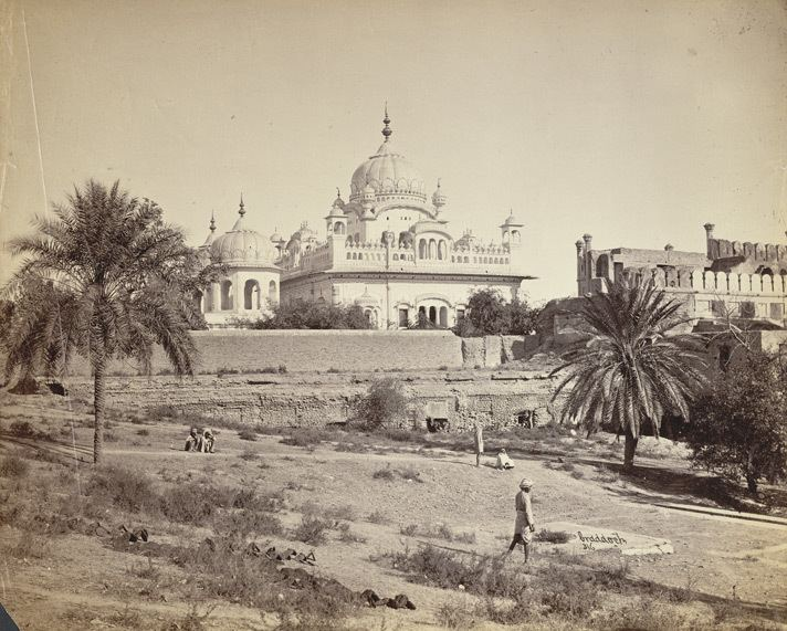 Lahore in the past, History of Lahore