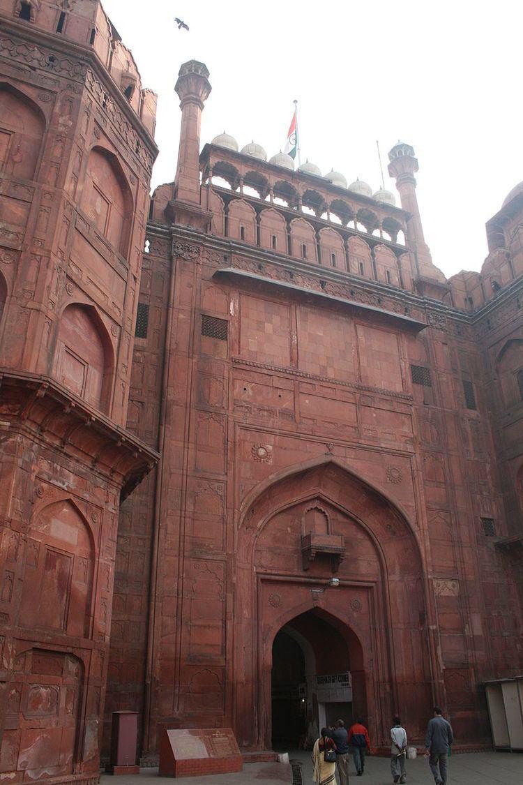 Lahori Gate, Delhi