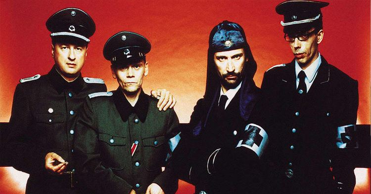 Laibach (band) Meet LAIBACH This Weird Industrial Band Will Be First Foreign Band