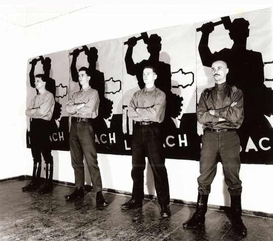 Laibach (band) The Quietus News Laibach To Play Gig Down Coal Mine