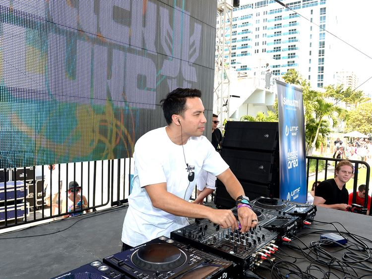 Laidback Luke Laidback Luke on Why EDM is Declining What He Thinks Is the Future