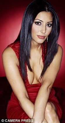 Laila Rouass Strictly Come Dancing star Laila Rouass39 former husband