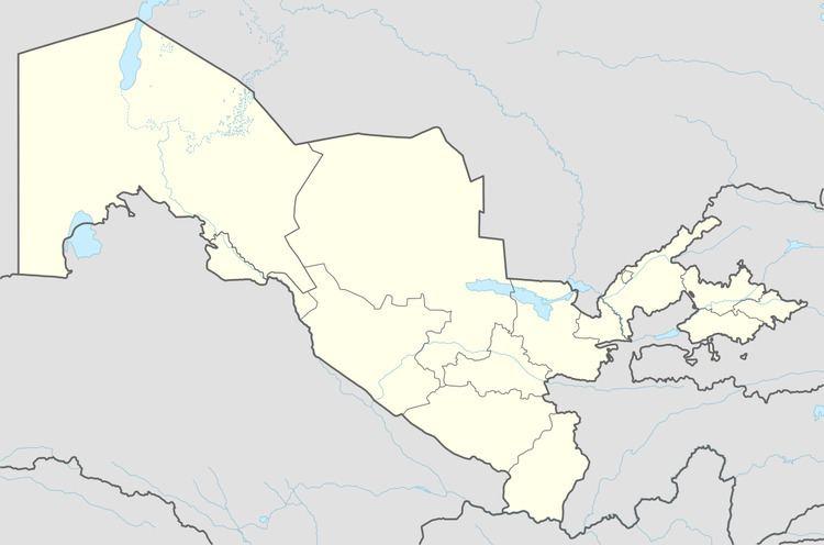 Laish, Uzbekistan