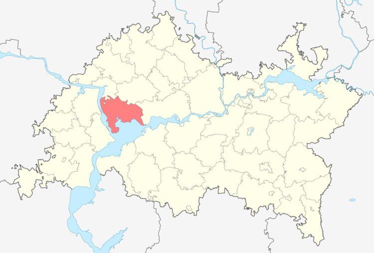 Laishevsky District