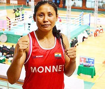 Laishram Sarita Devi I had to stay away from my baby for the longest time CWG