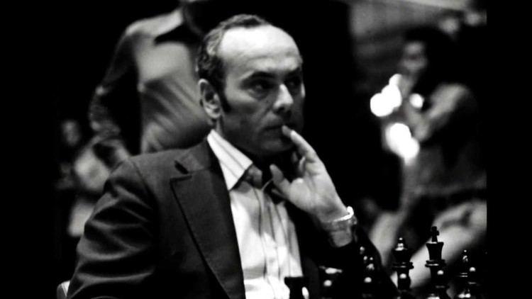 Lajos Portisch Lajos Portisch Chess Interzonal Rio de Janeiro YouTube