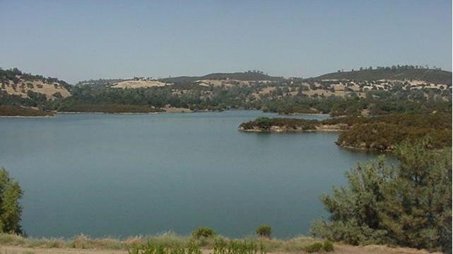 Lake Amador wwwlunkerhuntercomlakescalifornialakesinama