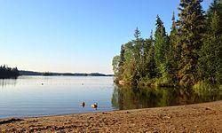 Lake Athapapuskow Lake Athapapuskow Wikipedia