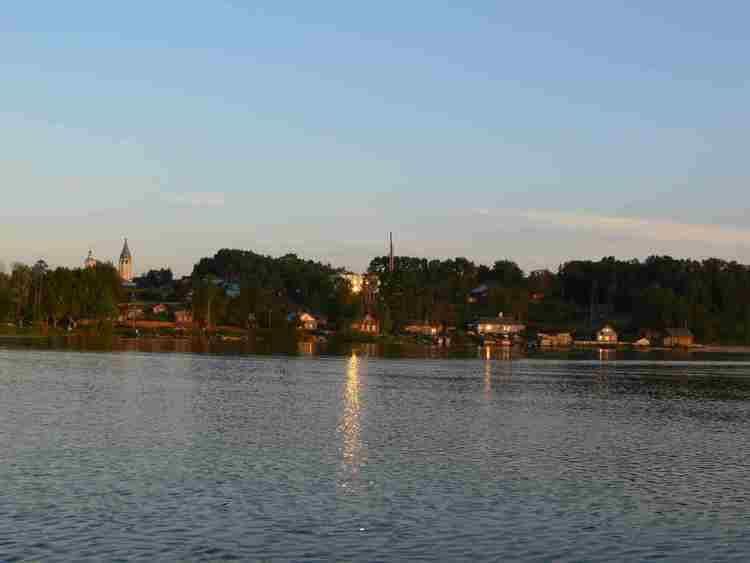 Lake Chukhloma chuhlomanetdocsculturaobektiozero21jpg