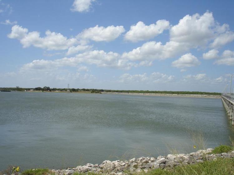 Lake Corpus Christi waterweathergovahps2imageshydrographphotosm
