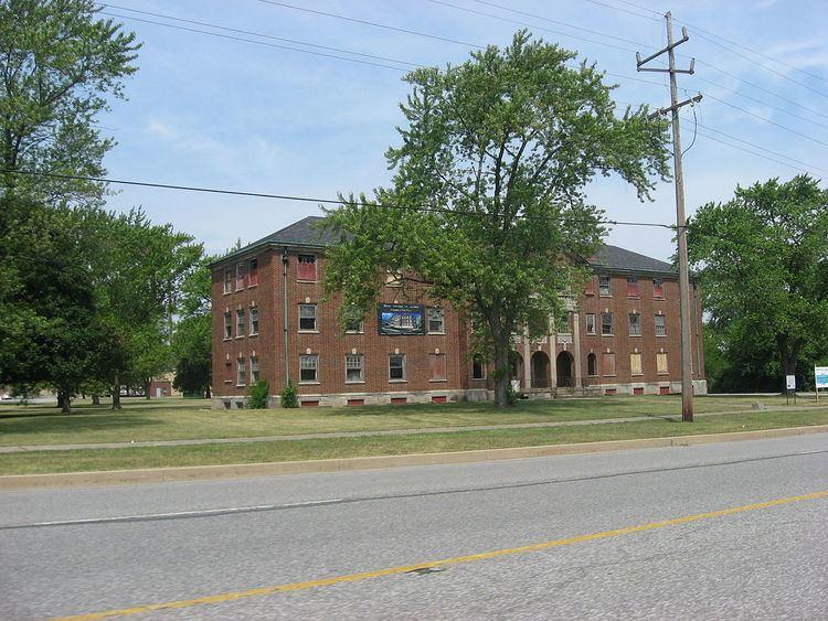 Lake County Tuberculosis Sanatorium, Nurses Home and Superintendent's House