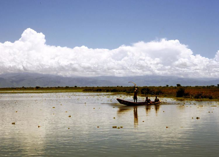 Lake George (Uganda) africhthyorgsitesafrichthyorgfilesLakeGeorge