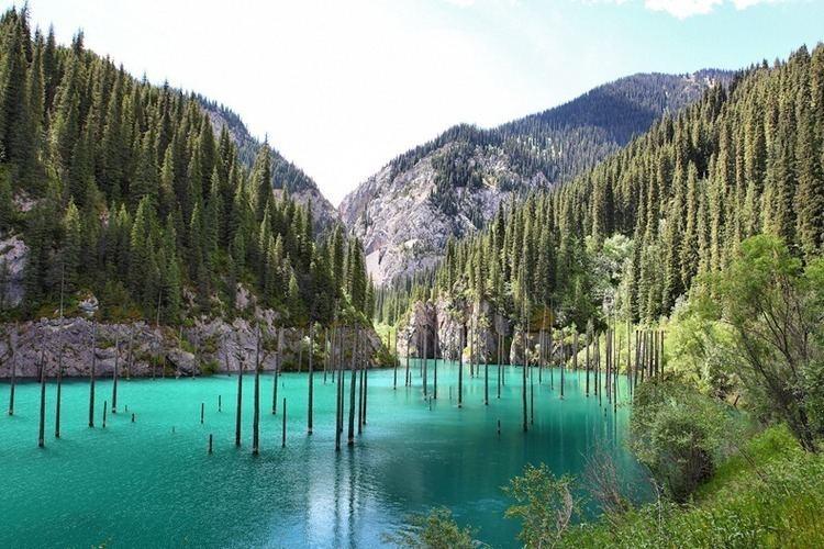 Lake Kaindy lh6ggphtcom3jZOcY9gkMkUAQ0udTNCIAAAAAAAAaLk