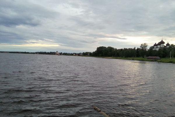 Lake Lacha megaribolovruimagessiteimageopisanievodoemov