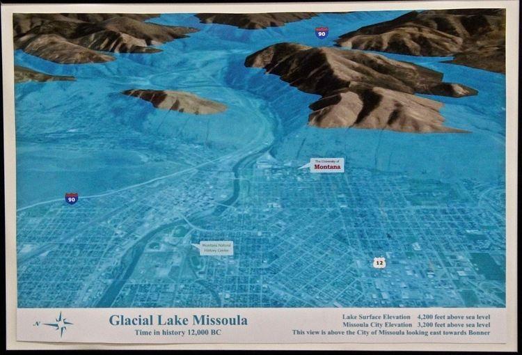 Lake Missoula In the Company of Plants and Rocks FFF Glacial Lake Missoula