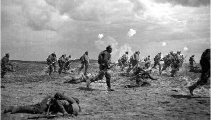 Lake Naroch Offensive Lake Naroch Offensive March 18 April 1916