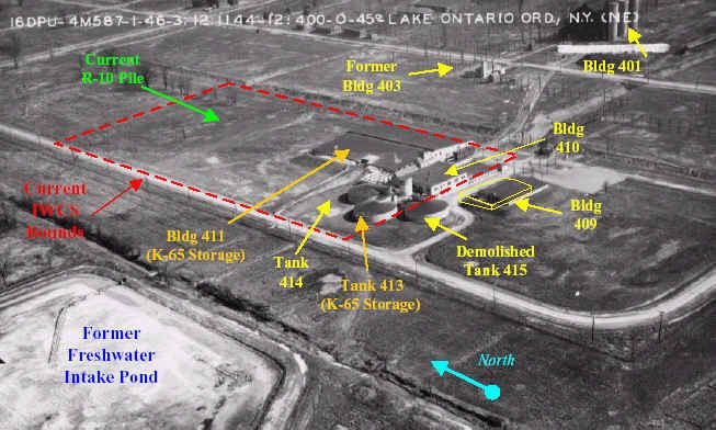 Lake Ontario Ordnance Works The Niagara Falls Storage Site and highlevel K65 Residues