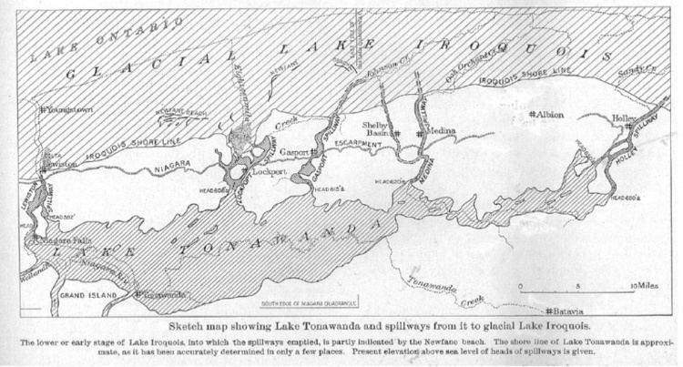 Lake Tonawanda geology