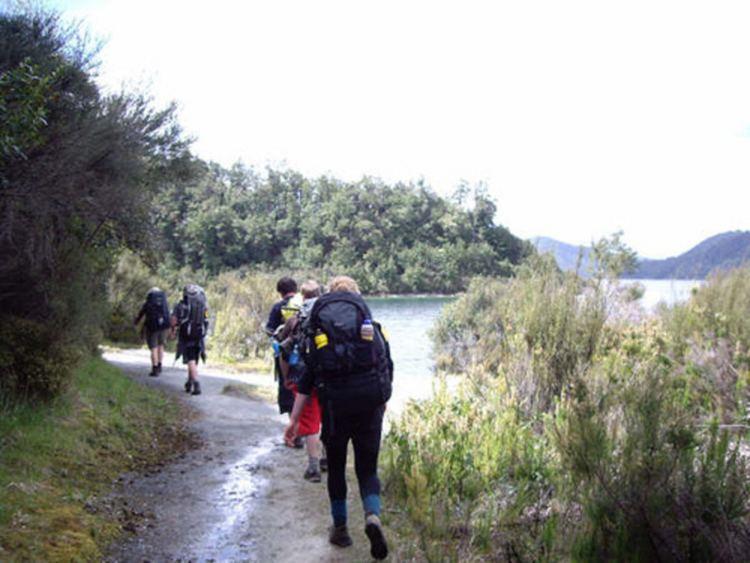 Lake Waikaremoana Great Walk Lake Waikaremoana Great Walk Out East NZ 44 travel reviews for