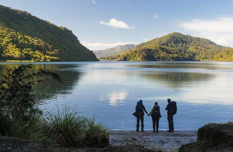 Lake Waikaremoana Great Walk Lake Waikaremoana Walking and tramping in Lake Waikaremoana area