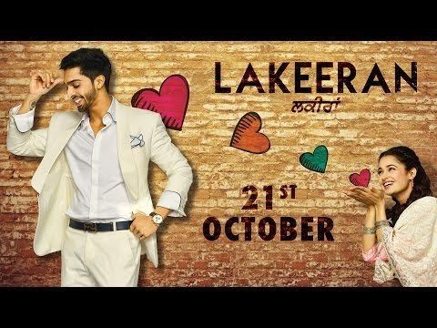 Lakeeran LAKEERAN Official Trailer Harman Virk Yuvika Chaudhary