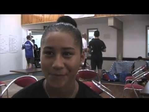 Lakeesha Rarere Australian squash player Lakeesha Rarere YouTube