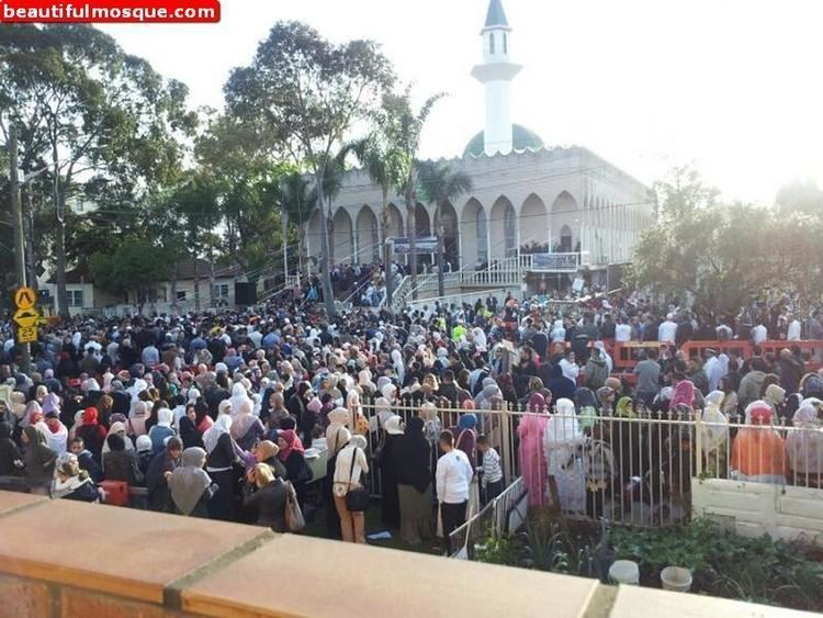 Lakemba Mosque Beautiful Mosques Pictures