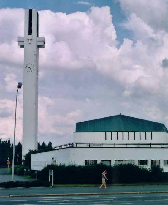 Lakeuden Risti Church