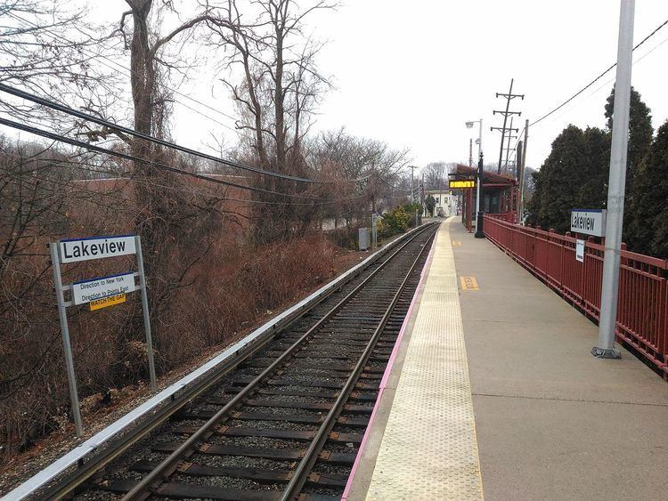 Lakeview (LIRR station)