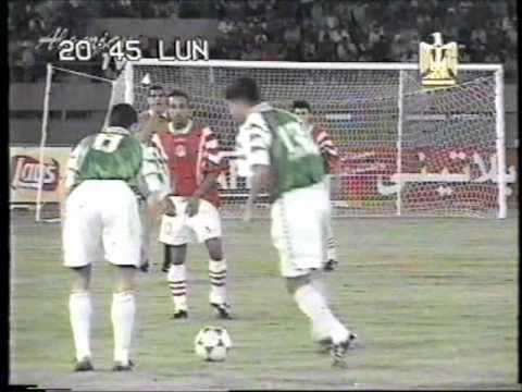 Lakhdar Adjali LAKHDAR ADJALI EGYPTE ALGERIE 1997 YouTube