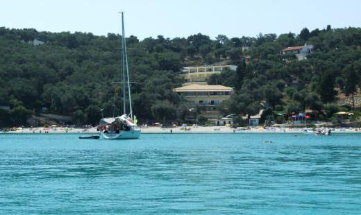 Lakka, Greece wwwpaxosgreececomfilesimageslakkaharamijpg