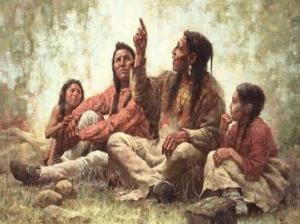 Lakota people Storytelling and the Lakota People Indigenous Religious Traditions