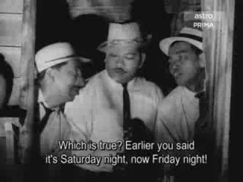 Laksamana Do Re Mi movie scenes Nasib Do Re Mi 1966 Trailer HD by Ananda Donie