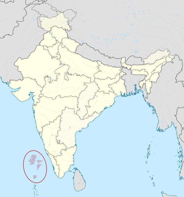 Lakshadweep (Lok Sabha constituency)