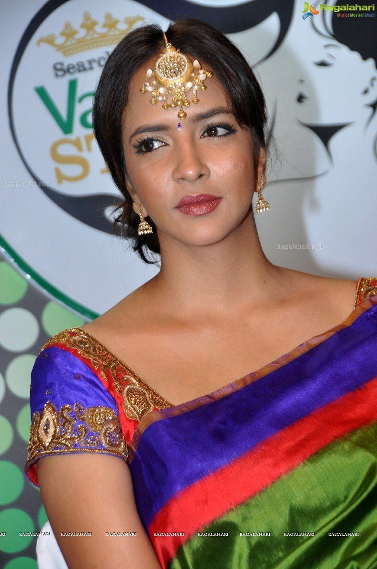 Lakshmi Manchu Lakshmi Manchu to receive honor from Okalahoma City