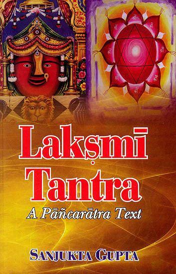 Lakshmi Tantra wwwexoticindiacombooksidd592jpg