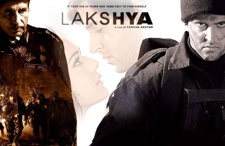 Lakshya (film) Lakshya The Story of a Young Man Turning Into a Brave Soldier