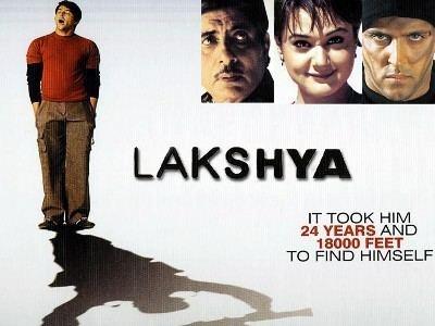 Lakshya (film) Lakshya movie review by Vijay Venkataramanan Planet Bollywood