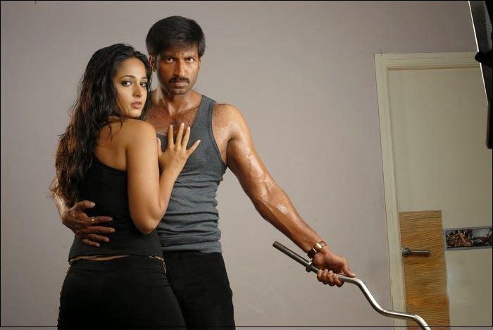 Lakshyam (2007 film) Oh Anushka Shetty Anushka Shetty Sexy Stills in Lakshyam2007Movie
