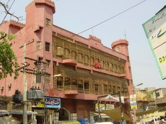 Lal Haveli Historical Old Houses of Pakistan Lal Haveli Rawalpindi Pakistan