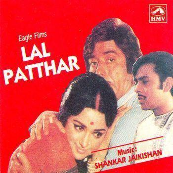 Lal Patthar 1971 ShankarJaikishan Listen to Lal Patthar songs