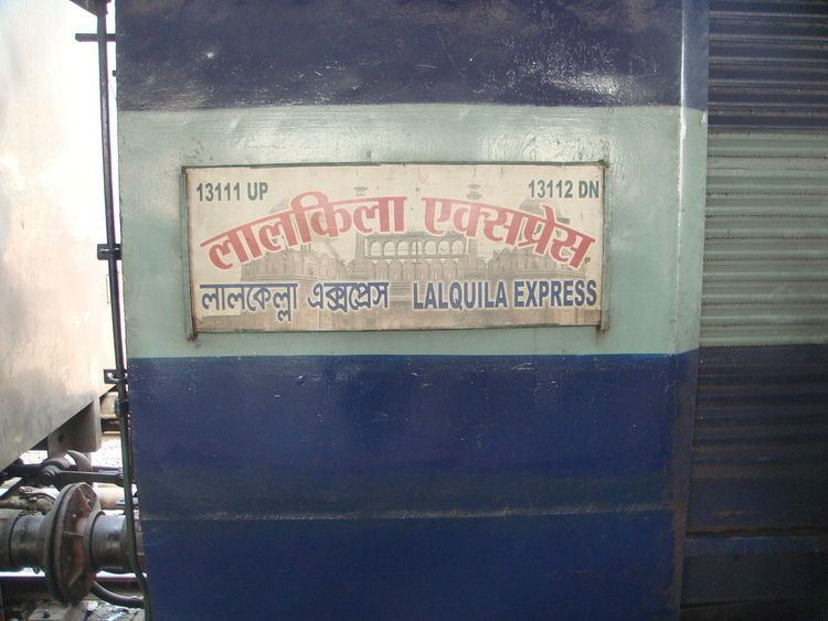 Lal Quila Express