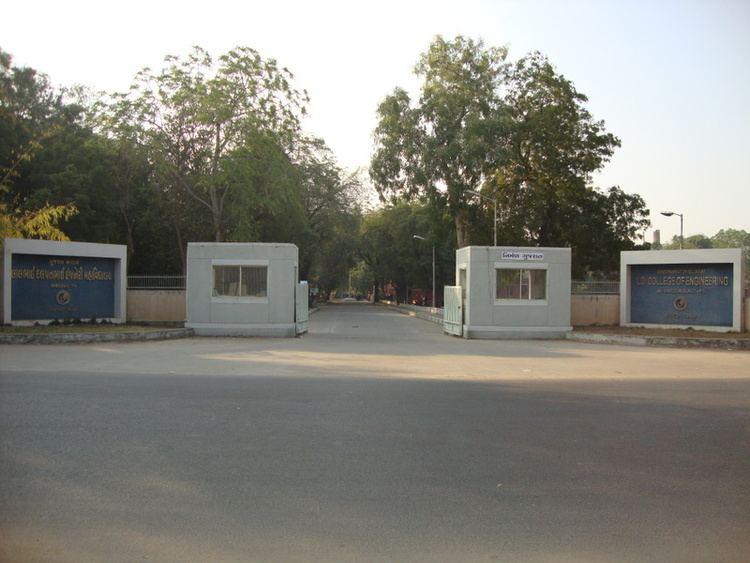 Lalbhai Dalpatbhai College of Engineering