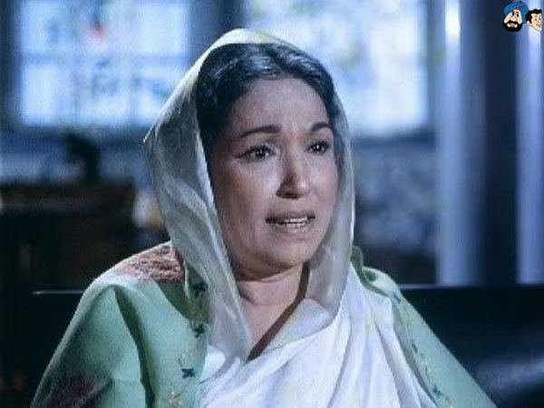 Lalita Pawar Bollywood39s Memorable Moms Lalita Pawar