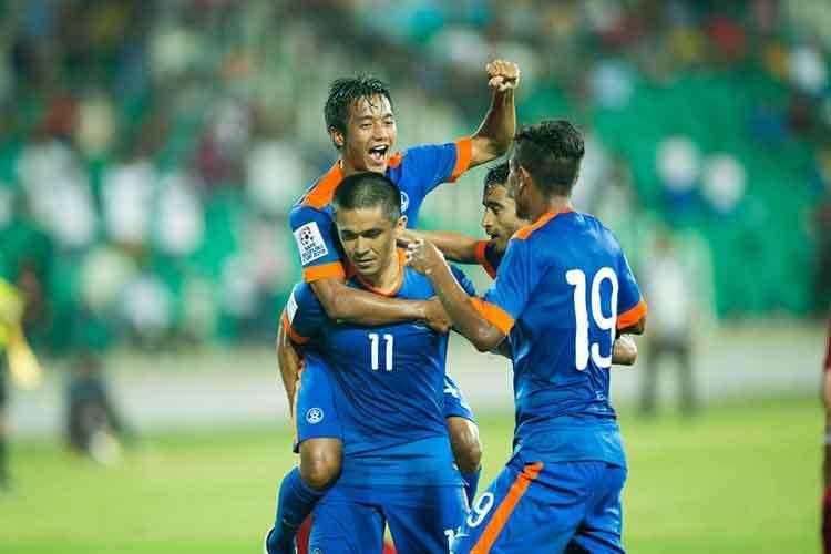 Lallianzuala Chhangte Lallianzuala Chhangte becomes youngest ever goalscorer for India in