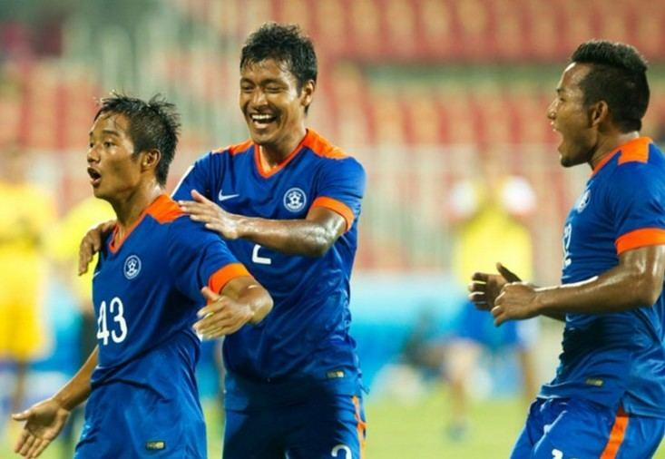Lallianzuala Chhangte 10 things to know about India39s second youngest goalscorer