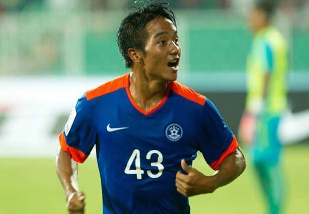 Lallianzuala Chhangte The Mythbuster Jerry Zirsanga is the youngest ever to score for