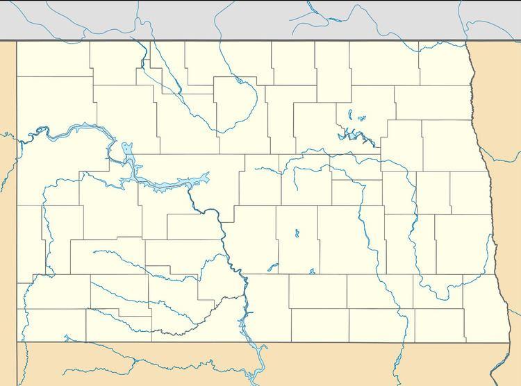 Lallie, North Dakota